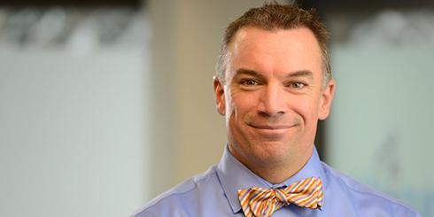 Dr. Reed Ferber Ph.D., CAT(C), ATC Photo